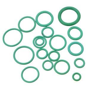 Image 3 - เครื่องมือใหม่ยางOแหวนO Ringเครื่องซักผ้าซีลหลากหลายสีเขียว 18 ขนาด 270Pcsสำหรับรถยนต์ซ่อม