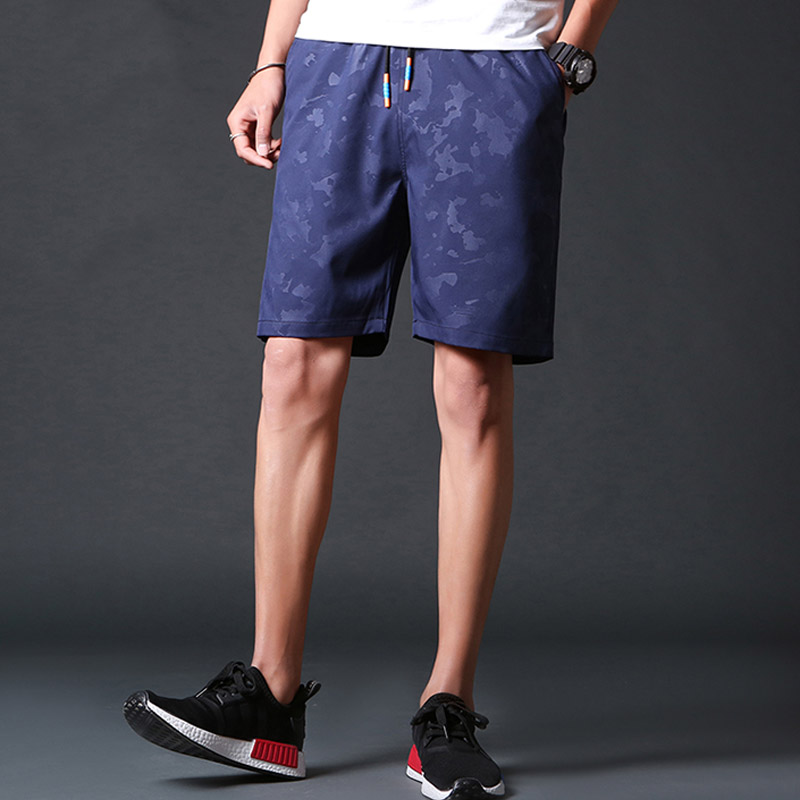 Male Brand Summer Cotton Shorts Men Fashion Camouflage Boardshorts Comfortable Casual Shorts Slim Beach Shorts Joggers