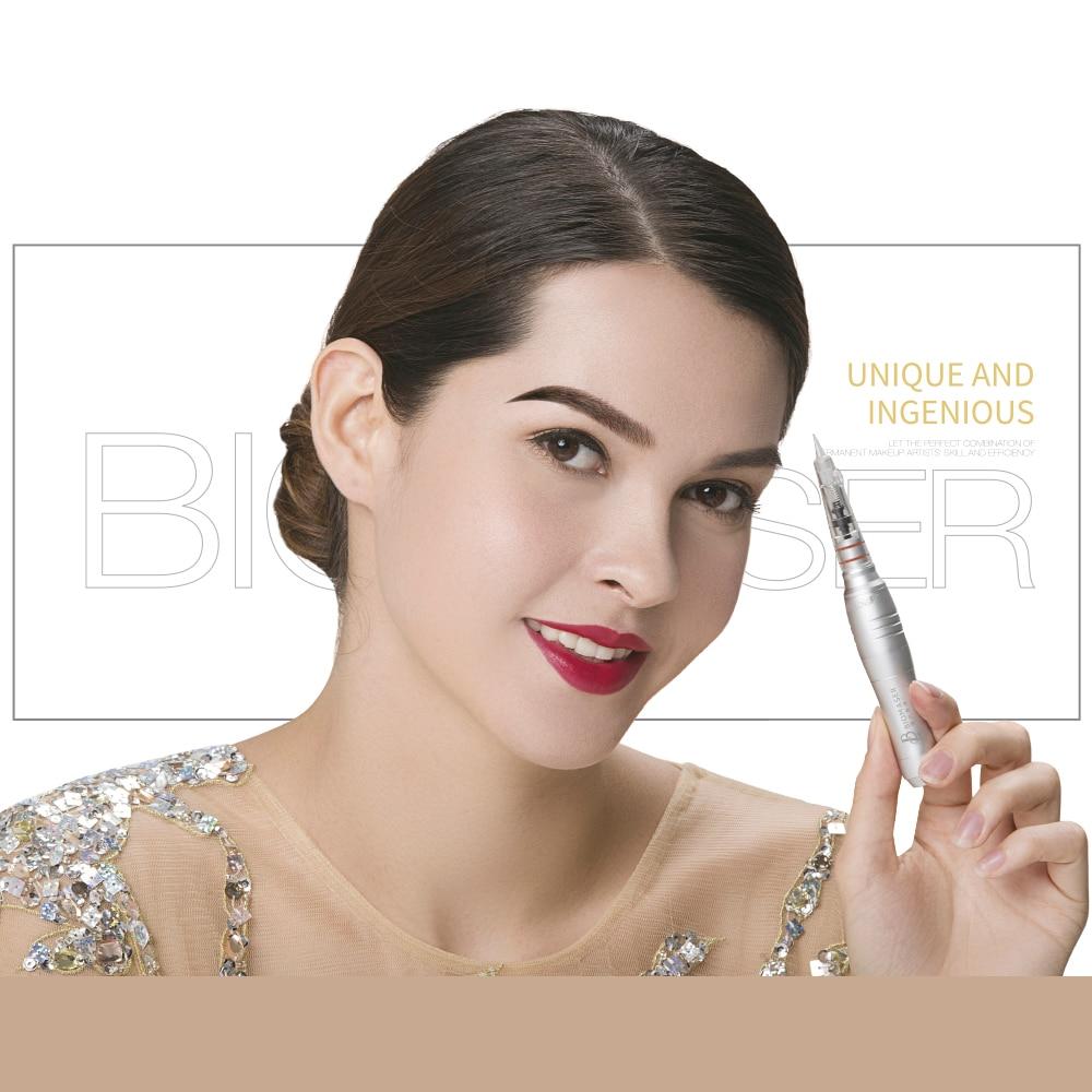Biomaser Máquina de Maquillaje Permanente Tattoo Pen Machine Motor - Tatuaje y arte corporal - foto 4