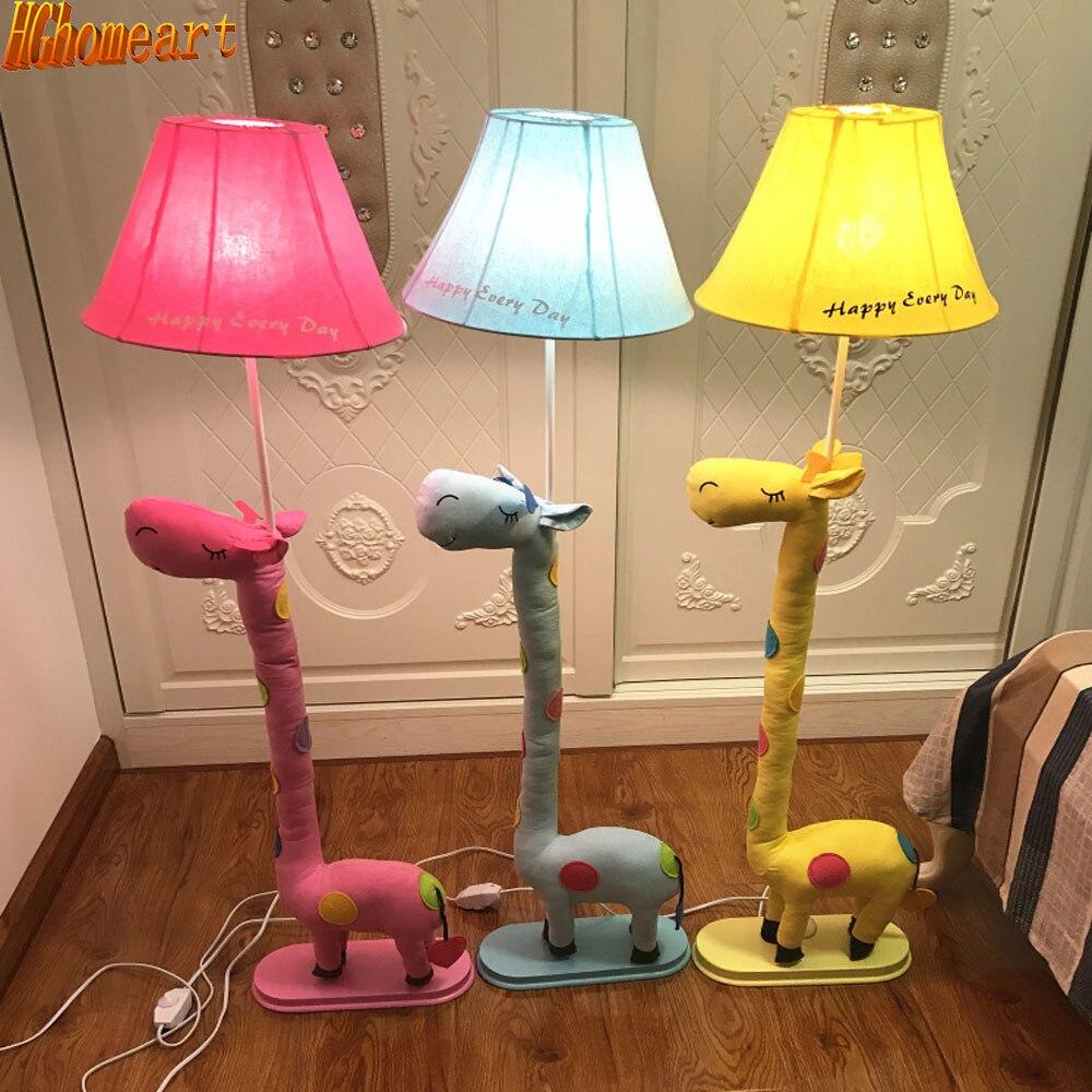 Cartoon Lamp Bedroom Children Room Dormitory Cafe Kindergarten Hall Decoration Lamp Bedside