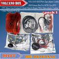 2016 Volcano Box For MTK Cpu,SPD CPU,Mstar Cpu,Coolsand Unlock Flash & Repair With 32pcs adapter 2 cables 1 year Warranty+PACK1