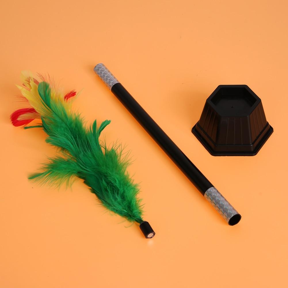 Пустые горшки выращивать цветы Волшебная палочка цветы magic игрушки Творческий цветок Magic игрушки Дети покажет время исполнения