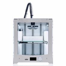 Blurolls 1.75 мм DIY UM2 + Ultimaker 2 + 3D DIY принтер копия полный комплект/комплект с 1.75 мм Экструдер (дизассемблировать) Ultimaker2 + 3D принтера