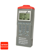 דיגיטלי ללא מגע אינפרא אדום טמפרטורת AZ9611