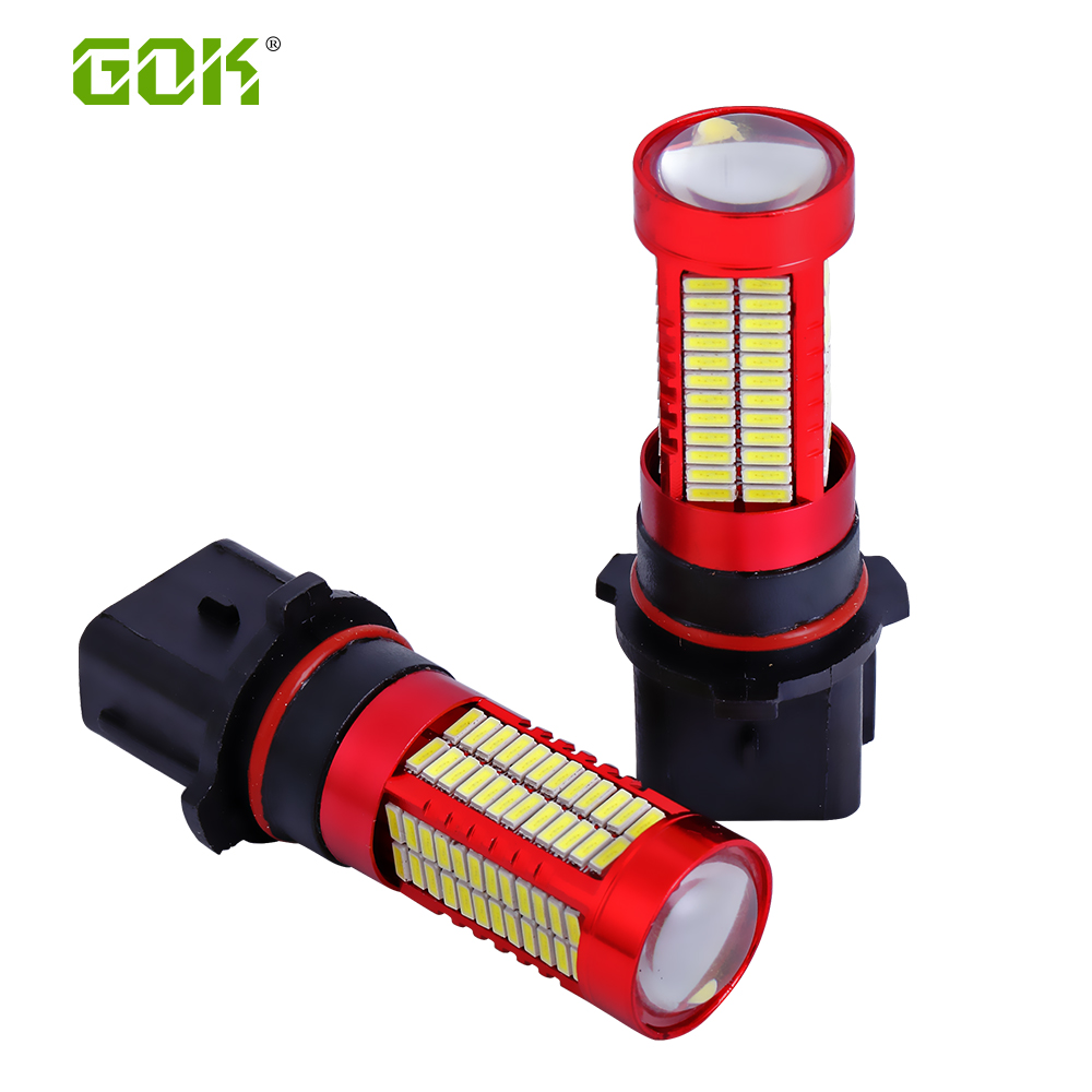 10 X високої якості 9005 9006 H4 H7 H11 P13W LED 4014 - Автомобільні фари - фото 1