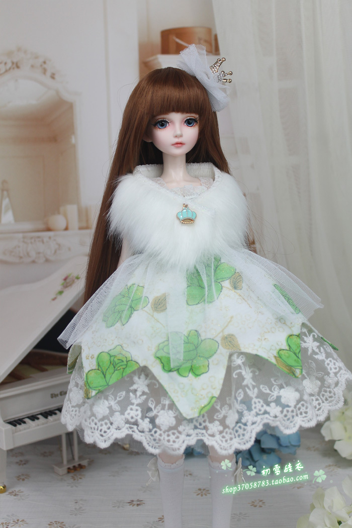 1/3 1/4 scale BJD dress for BJD/SD girl dolls,A15A1192.Doll and other accessories not included dolls and accessories