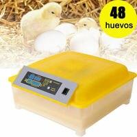 Digital 48 Eggs Incubator Fully Automatic Incubator Brooder Breeder DE
