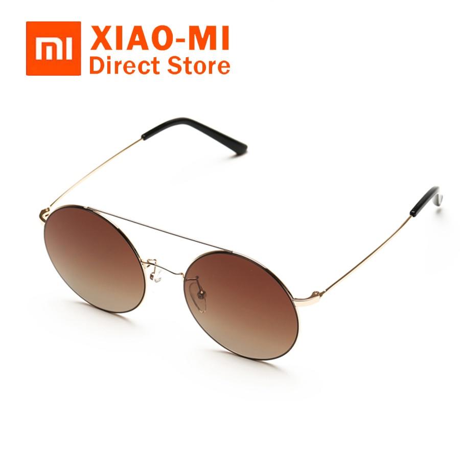 Xiaomi Mijia TS Sunglasses Fashionable Version Ultra thin Designed Mirror Lenses Nylon Polarized 100 UV Proof
