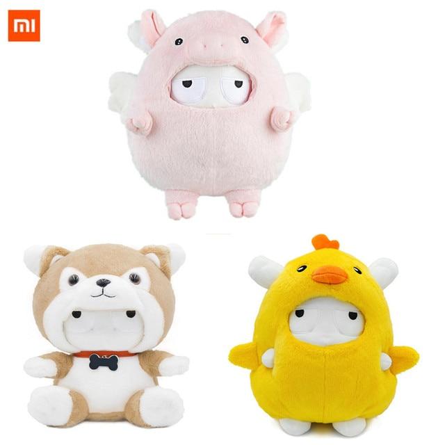 Xiaomi Mitu Rabbit Pig/Doll Diver/Shiba Dog/ Little Yellow Chicken/ 25CM PP Cotton & wool Cartoon Cute Toy Gift for Kids Child