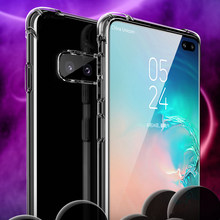 Phone Case Soft Shockproof Silicone Phone Case ProtectIve Cover for Samsung Note 9 S9/S9 Plus /S7/S8/S10/ S10 Plus(China)