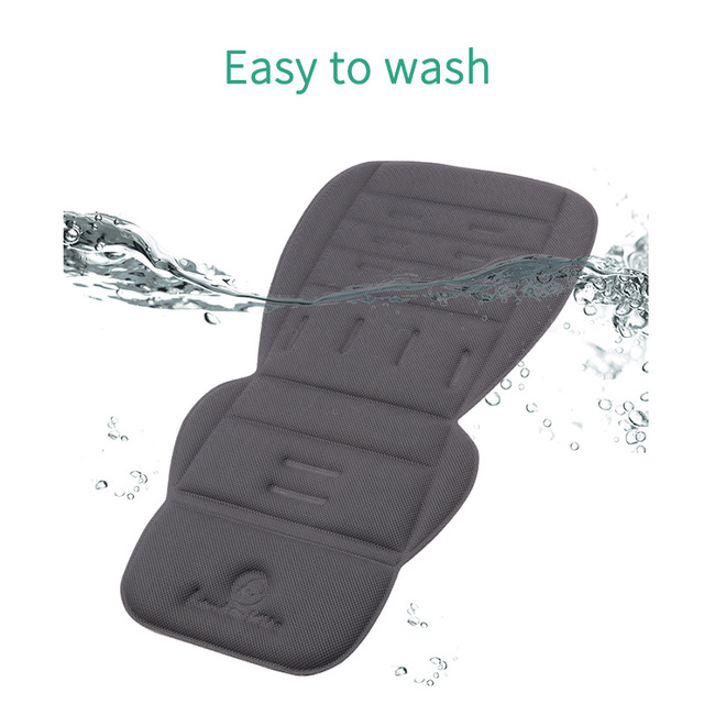 Universal Baby stroller seat cushion Breathable stroller pad soft and comfortable pram liner for four seasons stroller accessory