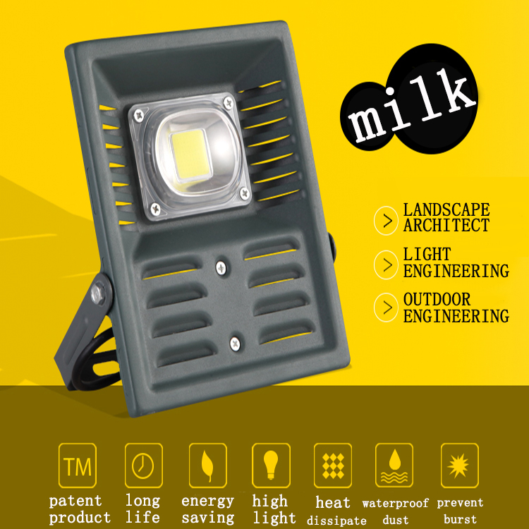 LED Flood Light 30W 50W 100W 150W Floodlight IP65 220V 110V LED Spotlight Outdoor Lighting Gargen Lamp in Floodlights from Lights Lighting