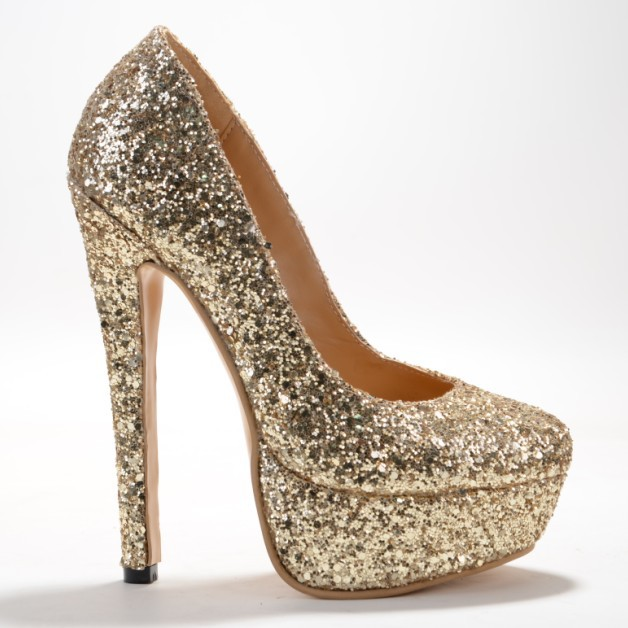 Gold Heels Cheap | Fs Heel