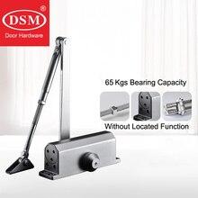 65 кг несущая способность гидравлическая буферизированная дверь ближе WM02803F