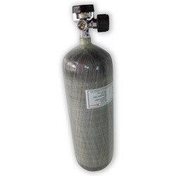 AC30921 4500Psi 9L carbon fiber scuba diving tank/airgun conder PCP Rifle compressed air cylinder with valve ACEACRE