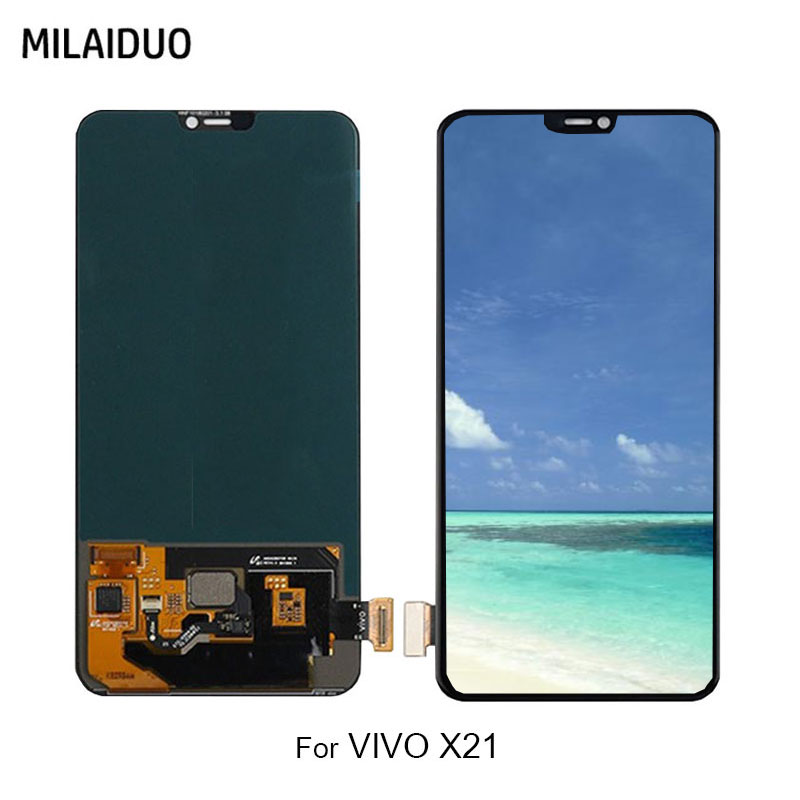 TFT LCD for Vivo X21 Touch Screen Display Assembly Repair Part Replacement for Vivo X21 LCD 6.26''
