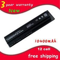 Laptop battery for HP/Compaq DV6 DV6 1000 DV6 2000 G50 G60 G61 G70 G71