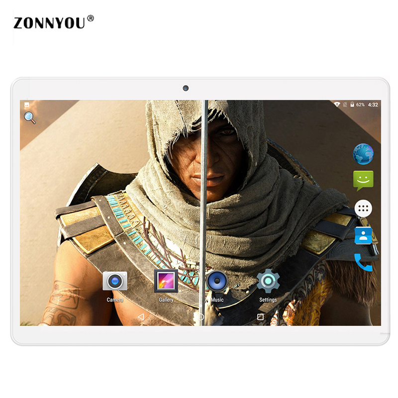 10.1 inch Tablet PC Android 6.0 Octa Core 4GB RAM 32GB ROM Dual SIM Card GPS Bluetooth Call phone Gifts MID Tablets 10 10 phone call 10 1 inch tablet pc android 7 0 32gb rom 4gb ram octa core dual sim card wifi 3g wcdma gps tablets pcs pad gift