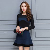 Will Europe And America Brand Ladies Spring Clothing Long Sleeve Cultivate One S Morality Show Thin