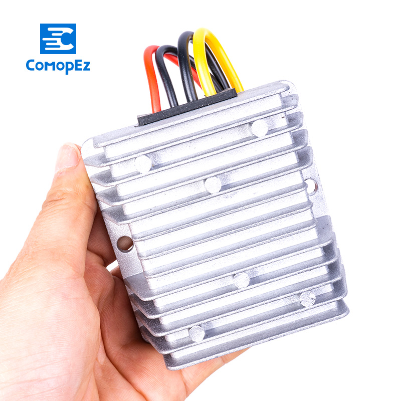 DC Converter 10-32V to 36V 3A 4A 5A 8A Boost DC-DC Voltage Regulator for Cars Solar