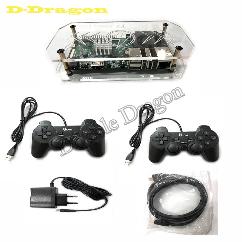 8000 in 1 TV Game PCB with Two USB joystick controllers Retro Arcade Game like Super Mario/Game Boy/MSX/NEO GEO/Super Mintendo8000 in 1 TV Game PCB with Two USB joystick controllers Retro Arcade Game like Super Mario/Game Boy/MSX/NEO GEO/Super Mintendo