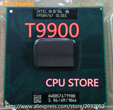 Intel Core 2 Duo T9900 t9900 3.06GHz PGA478 6M Cache 1066 FSB Processore PM45 Chipset (orario di lavoro 100% trasporto Libero)(China)