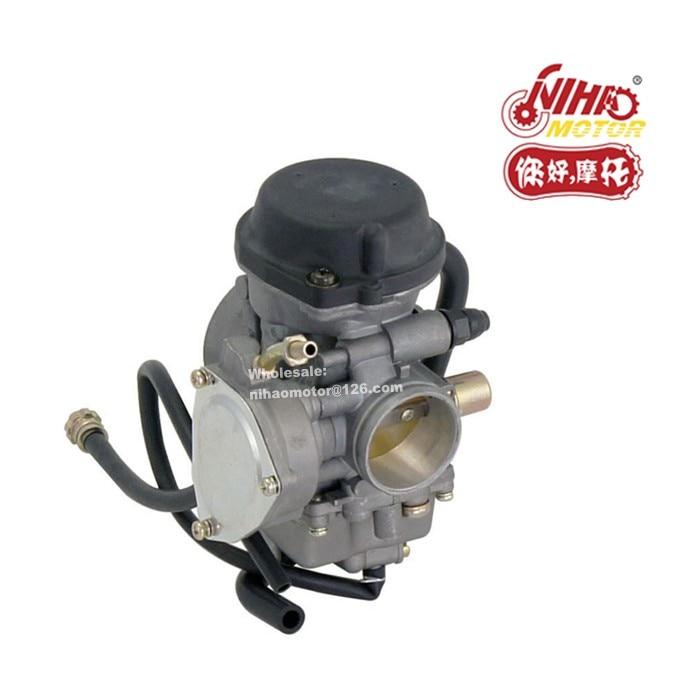 130 CF500cc CF188 Carburetor- ը սովորաբար - Պարագաներ եւ պահեստամասերի համար մոտոցիկլետների - Լուսանկար 1