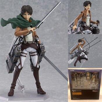 Figura de Eren Jaeguer de Ataque a lso titanes(15cm) Shingeki No Kyojin