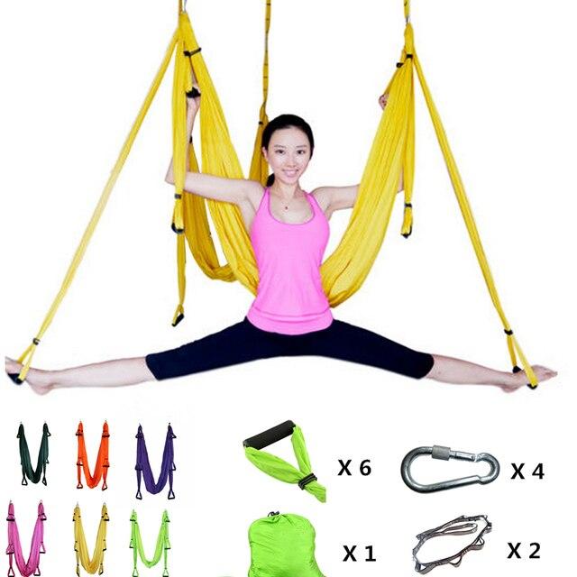 aerial yoga swing   ultra strong antigravity yoga hammock trapeze sling for air yoga aerial yoga swing ultra strong antigravity yoga hammock trapeze      rh   aliexpress