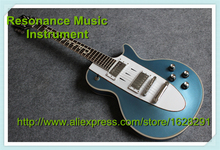High Quality China Musical Instrument 1960s Corvette LP Electric Guitars In Matte Finish Free Shipping
