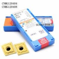 CNMG120408 CNMG120404 HM/HA/HM/HS/GS PC9030 NC3020 CNC carbide milling inserts indexable end milling cutter mclnr2020k12 mclnl