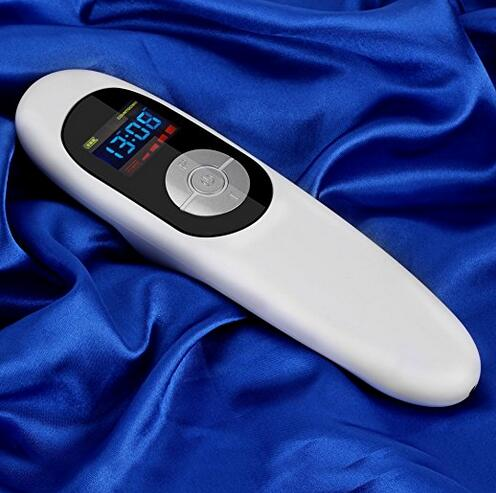 Rechargeable home use cold laser therapy equipment Portable Low Level Laser therapy Machine For Body Pain Relief lllt handheld elbow pain physical therapy cold laser red light apparatus home laser for visceral pain relief massager