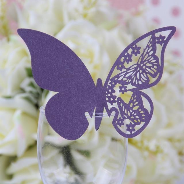 Wedding Style Cards 50 pcs/lot