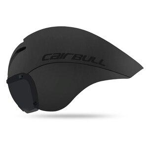 Image 2 - 速度自転車ヘルメットインモールドmtbロードバイクヘルメット空力サイクリングヘルメット乗馬エアロバイクヘルメット