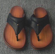 Men's summer sandals beach sandals Korean version of casual men's shoes breathable non-slip slippers SUB2250