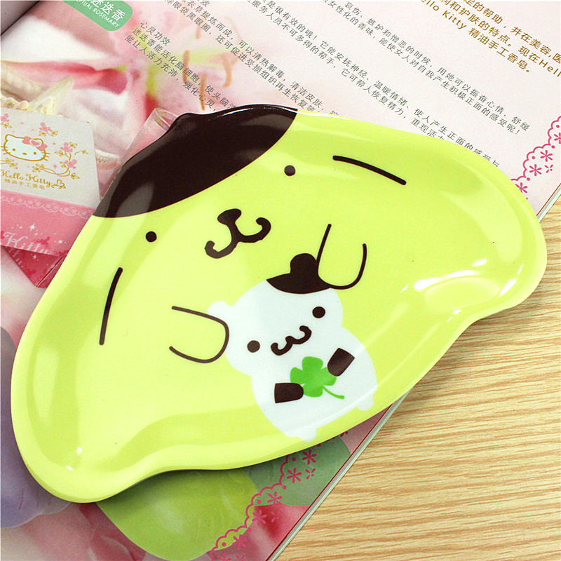 Keythemelife-Cute-Appetizers-Dish-Hello-Kitty-Frog-Star-Shape-Cat-Plate-Dog-Bowl-Cake-Display-Dish (5)