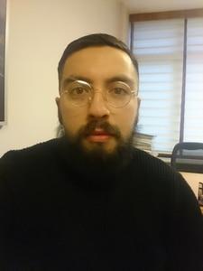 Image 5 - 42mm גודל קטן בציר עגול עתיק חוט רים מתכת משקפיים מסגרות זהב Gunmetal שפה מלאה משקפיים קוצר ראיה Rx מסוגל