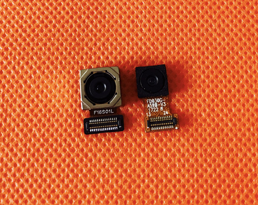 Original Photo Rear Back Camera 16.0MP Module for DOOGEE MIX Helio P25 Octa Core 5.5 inch HD Free shipping