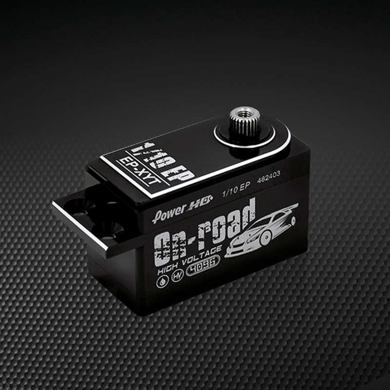 FATJAY الطاقة HD EP XYT كامل معدنية مضاعفات 12 كيلوجرام/48 جرام ل RC 1/10 السيارات مع T4 BD7 419X قوس-في قطع غيار وملحقات من الألعاب والهوايات على  مجموعة 1