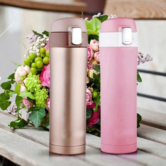 Portable Stainless Steel Thermos