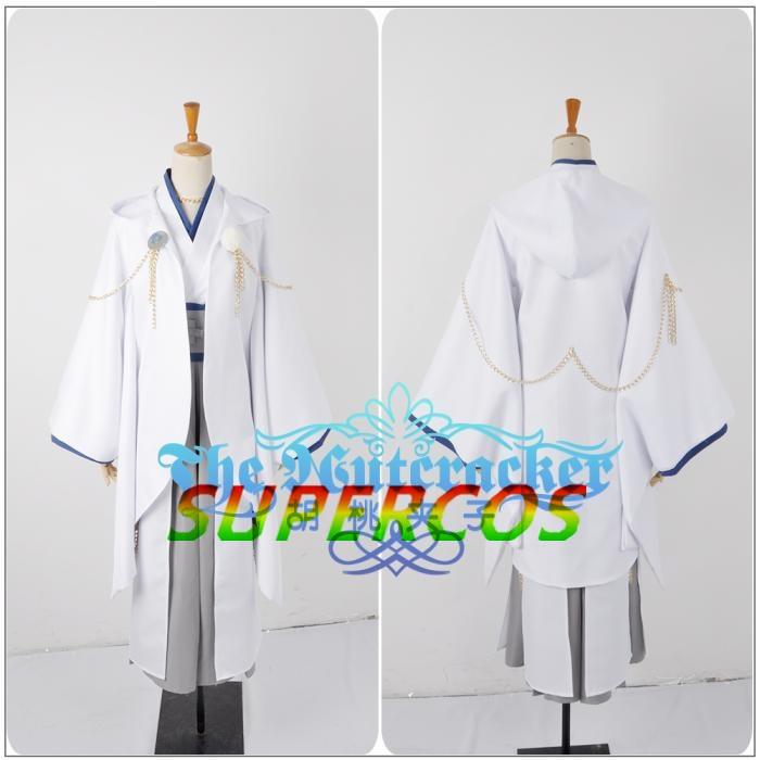 Free Shipping! Touken Ranbu Online Tsurumaru Kuninaga Suit Cosplay Costume ,Perfect Customized For you!