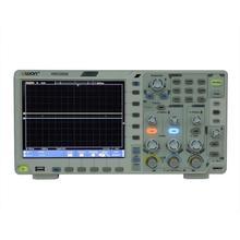XDS3202E осциллограф 200 МГц полоса пропускания 8-в ЖК-дисплей осциллограф комплект декодирования Стандартный 100-240V штепсельная вилка европейского стандарта