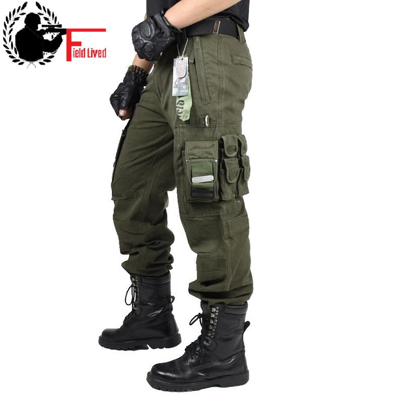 Mutter & Kinder Tactical Cargo Hosen Militär Kampf Hosen Uns Armee Stil Assault Hosen Männer Casual Baggy Hosen Jogger Swat Bereich Arbeit Hosen