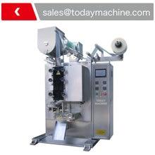 suns Sachet powder auger filler 4 sides seal packing machine small powder filling machine auger filler
