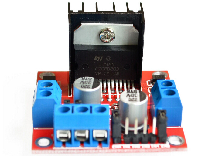 1pcs lot special promotions l298n motor driver board for Smart drive motor controller