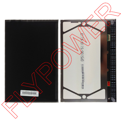 FOR Samsung Galaxy Tab 2 10.1 P5100 LCD Moduel Display screen Parts Replacement by free shipping