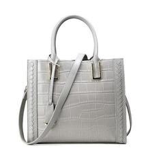 Women Genuine Leather Bags  Handbags Luxury Brand lady  real leather bag ladies Women Messenger Bags Shoulder Bags