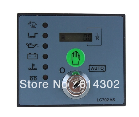 DSE702AS Deep sea brand auto start automatic Generator controller free shipping deep sea generator set controller module p5110 generator control panel replace dse5110