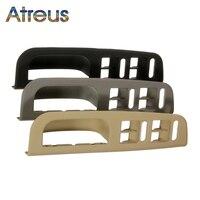 Переключатель окна автомобиля Atreus  1 шт.  отделка панели управления для Volkswagen VW Passat B5 Golf 4 Jetta MK4 Bora  аксессуары