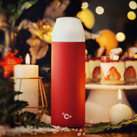 2019 Xiaomi Smart Vacuum Insulation Bottle Travel Mug Kiss Kiss Fish Vacuum Flask Thermoses OLED Temperature Display Cup Thermos